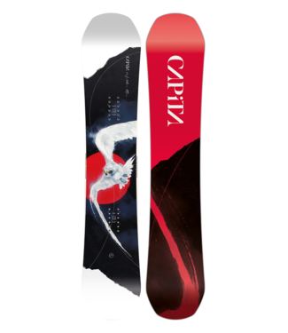 CAPITA 2021 CAPITA BIRDS OF A FEATHER WOMENS SNOWBOARD