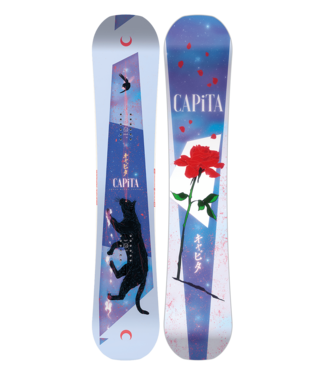 CAPITA 2021 CAPITA SPACE METAL FANTASY WOMENS SNOWBOARD