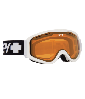 SPY 2021 SPY CADET YOUTH GOGGLE MATTE WHITE - HD LL PERSIMMON