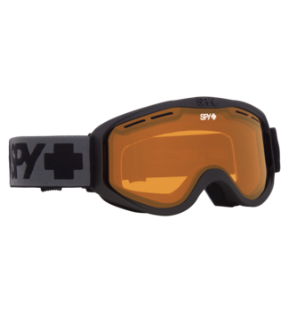 SPY 2021 SPY CADET YOUTH GOGGLE MATTE BLACK - HD LL PERSIMMON