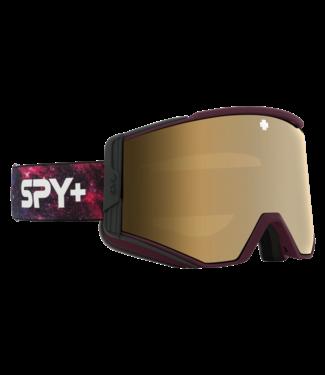 SPY 2021 SPY ACE GOGGLE GALAXY PURPLE - HD PLUS BRONZE GOLD SPECTRA MIRROR - HD PLUS LL PERSIMMON SILVER SPECTRA MIRROR