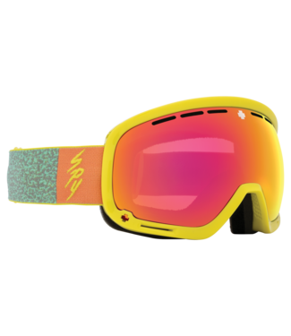 SPY 2021 SPY MARSHALL GOGGLE NEON POP - HD PLUS BRONZE PINK SPECTRA MIRROR - HD PLUS LL PERSIMMON SILVER SPECTRA MIRROR