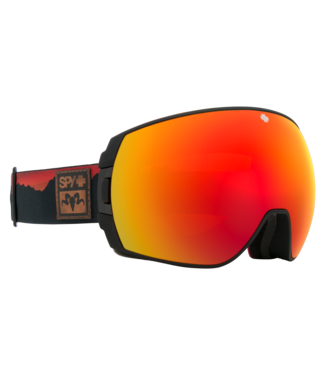 SPY SPY LEGACY GOGGLE WILEY MILLER - HD PLUS BRONZE GOLD SPECTRA MIRROR - HD PLUS LL PERSIMMON SILVER SPECTRA MIRROR 2021