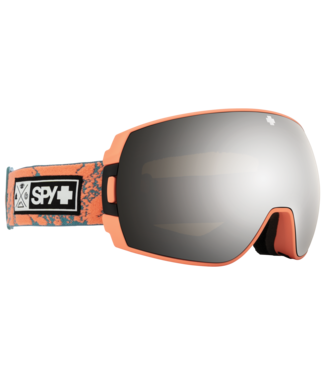 SPY 2021 SPY LEGACY SE GOGGLE CORAL STONE - HD PLUS BRONZE SILVER SPECTRA MIRROR - HD PLUS LL YELLOW GREEN SPECTRA MIRROR