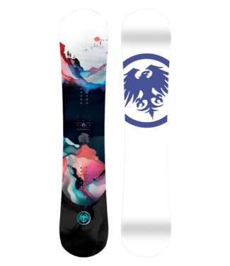 NEVER SUMMER 2021 NEVER SUMMER WOMENS PROTO SYNTHESIS SNOWBOARD