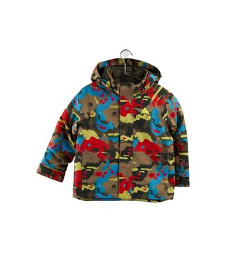BURTON 2021 BURTON CLASSIC JACKET TODDLER BRIGHT BIRCH CAMO