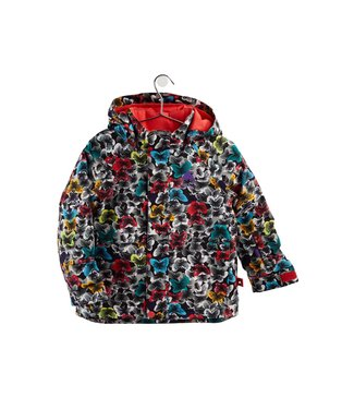 BURTON 2021 BURTON CLASSIC JACKET TODDLER MULTICOLOR BUTTERFLY