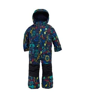 BURTON 2021 BURTON ONE PIECE TODDLER ART CLASS