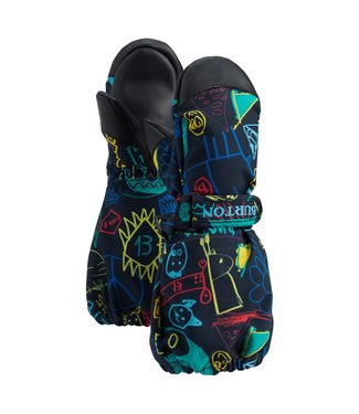BURTON 2021 BURTON MINI HEATER MITTEN TODDLER ART CLASS