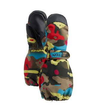 BURTON 2021 BURTON MINI HEATER MITTEN TODDLER BRIGHT BIRCH CAMO