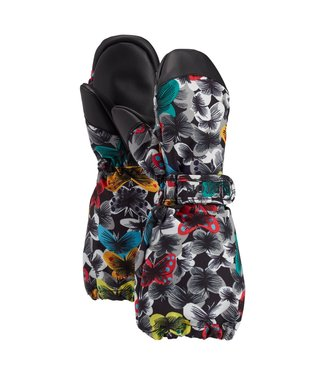BURTON 2021 BURTON MINI HEATER MITTEN TODDLER MULTICOLOR BUTTERFLY