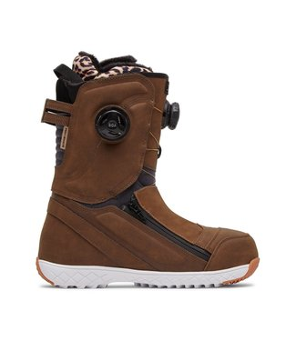 DC 2021 DC MORA WOMENS BOA SNOWBOARD BOOT BROWN
