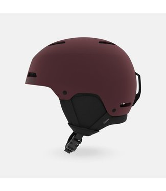 GIRO 2021 GIRO LEDGE HELMET MATTE OX RED
