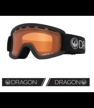 DRAGON DRAGON LIL D CHARCOAL YOUTH GOGGLE w/ LUMALENS AMBER 2021