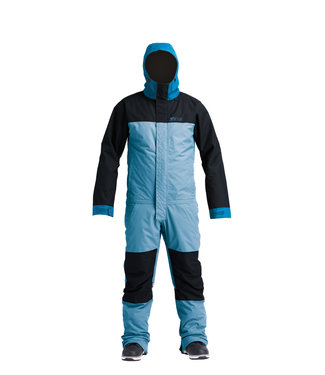 AIRBLASTER 2021 AIRBLASTER STRETCH FREEDOM SUIT MAX BLUE