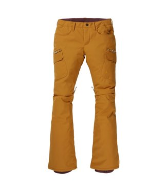 BURTON 2021 BURTON GLORIA INSULATED PANT WOMENS HARVEST GOLD