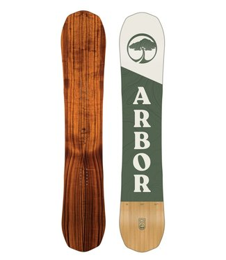 ARBOR 2021 ARBOR ELEMENT 25TH KOA CAMBER SNOWBOARD