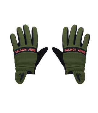 SALMON ARMS 2021 SALMON ARMS MENS SPRING GLOVE OLIVE