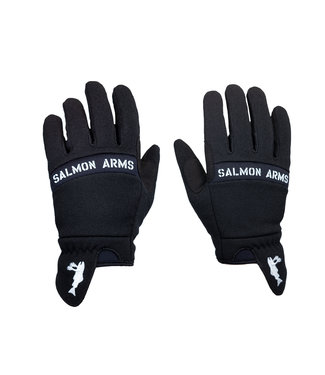 SALMON ARMS 2021 SALMON ARMS MENS SPRING GLOVE BLACK
