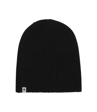 BURTON 2021 BURTON ALL DAY LONG BEANIE TRUE BLACK