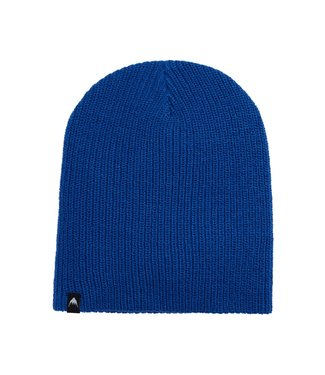 BURTON 2021 BURTON ALL DAY LONG BEANIE LAPIS BLUE