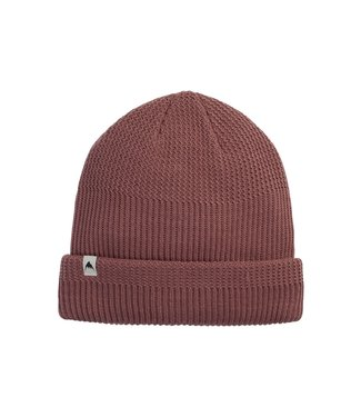 BURTON 2021 BURTON MIX KNIT BEANIE ROSE BROWN