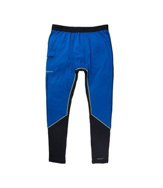 BURTON 2021 BURTON MIDWEIGHT X BASE LAYER PANT LAPIS BLUE / TRUE BLACK