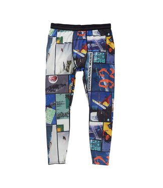 BURTON 2021 BURTON LIGHTWEIGHT X BASE LAYER PANT CATALOG COLLAGE