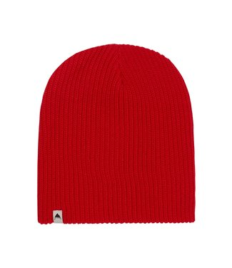 BURTON 2021 BURTON ALL DAY LONG BEANIE FLAME SCARLET