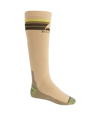 BURTON 2021 BURTON EMBLEM MIDWEIGHT SOCKS IRISH CREAM