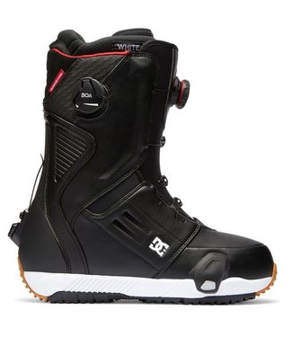 DC 2021 DC CONTROL STEP ON BOA SNOWBOARD BOOT BLACK/WHITE