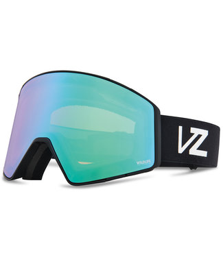 VONZIPPER 2021 VONZIPPER CAPSULE GOGGLE BLACK GLOSS w/ WILDLIFE STELLAR CHROME + YELLOW BONUS LENS