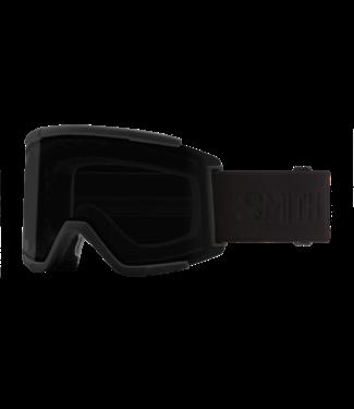 SMITH 2022 SMITH SQUAD XL GOGGLE BLACKOUT w/ CHROMAPOP SUN BLACK + CHROMAPOP STORM ROSE FLASH