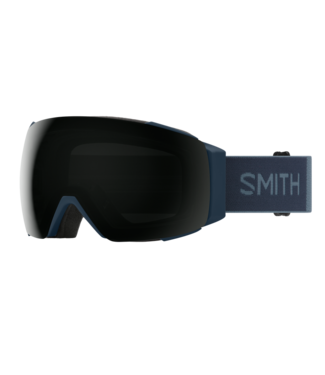 SMITH 2021 SMITH I/O MAG GOGGLE FRENCH NAVY w/ CHROMAPOP SUN BLACK + CHROMAPOP STORM ROSE FLASH