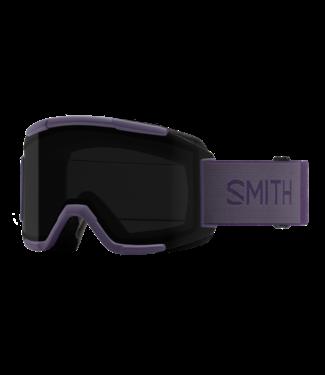 SMITH 2021 SMITH SQUAD GOGGLE VIOLET w/ CHROMAPOP SUN BLACK + YELLOW