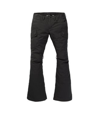 BURTON 2021 BURTON GLORIA INSULATED PANT WOMENS TRUE BLACK