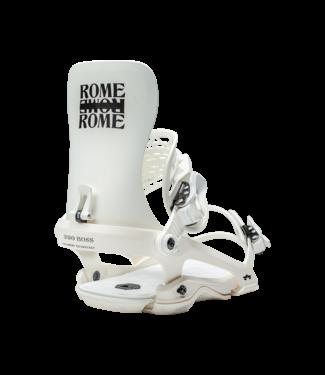 ROME 2021 ROME 390 BOSS BINDING WHITE