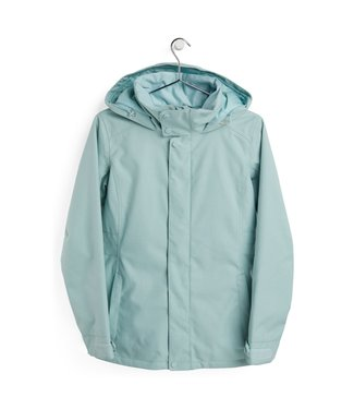 BURTON 2021 BURTON JET SET JACKET WOMENS ETHER BLUE