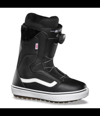 VANS VANS ENCORE OG WOMENS SNOWBOARD BOOT BLACK/WHITE 2021