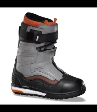 VANS 2021 VANS SAM TAXWOOD HI-COUNTRY & HELL-BOUND SNOWBOARD BOOT GRAY/BLACK