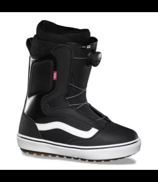 VANS 2021 VANS AURA OG SNOWBOARD BOOT BLACK/WHITE