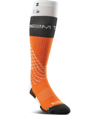 THIRTY-TWO 2021 THIRTY-TWO SIGNATURE MERINO SOCK ORANGE