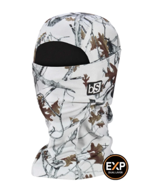2021 BLACKSTRAP THE HOOD FACE MASK TIMBER SNOW