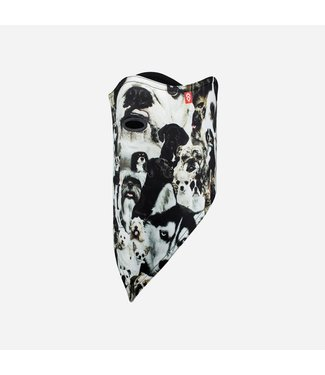 AIRHOLE AIRHOLE FACEMASK STANDARD 10K SOFTSHELL DOGS 2021