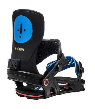 BENT METAL 2021 BENT METAL AXTION BINDING BLUE