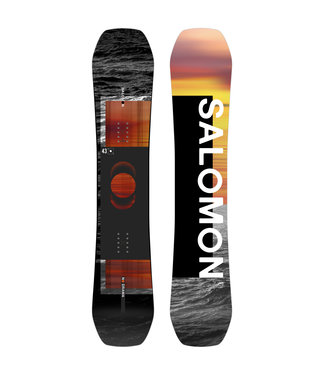 SALOMON 2021 SALOMON NO DRAMA WOMENS SNOWBOARD