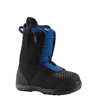 BURTON 2021 BURTON CONCORD SMALLS YOUTH BOOT BLACK/BLUE