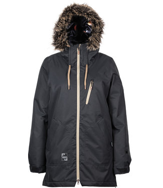 L1 2021 L1 FAIRBANKS JACKET WOMENS BLACK