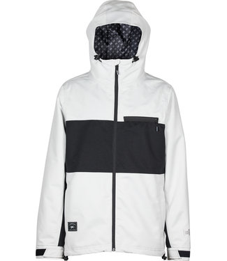 L1 2021 L1 HASTING JACKET GHOST BLACK