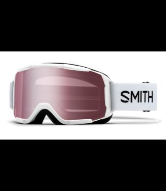 SMITH 2021 SMITH DAREDEVIL YOUTH GOGGLE WHITE w/ IGNITOR MIRROR